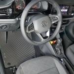 Запущено производство автоковриков для Нового VW Polo