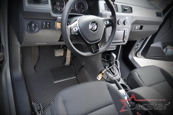 Появились фотографии на VW Caddy IV