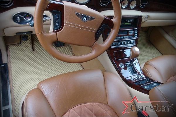 Обновление каталога ковриков для Bentley