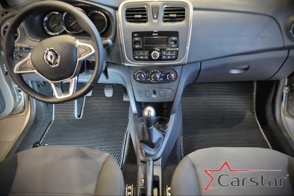 Новые лекала на Renault Logan II