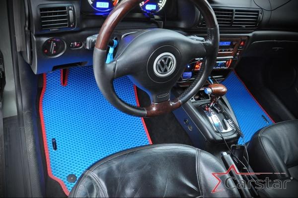 Новые лекала на Volkswagen Passat B5