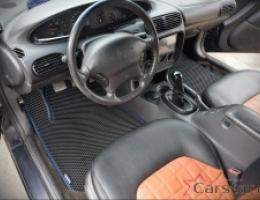 Автомобильные коврики EVA на Chrysler Sebring I купе (1994-2000)