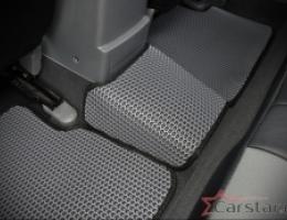 Автомобильные коврики EVA на Daewoo Gentra II (2013-2015)