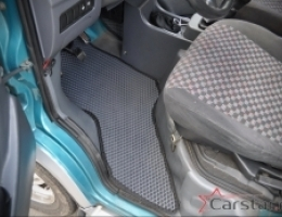 Автомобильные коврики EVA на Faw 6371, 1020 (2005->)