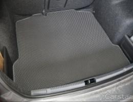 Двухслойные коврики EVA на Volkswagen Polo VI (2020->)