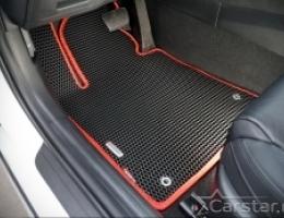 Автомобильные коврики EVA на Kia K5 III (2020->)