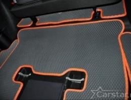 Автомобильные коврики EVA на Lada Largus (2012->)