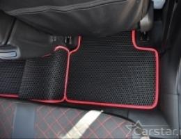 Автомобильные коврики EVA на Lada Vesta (2015->)