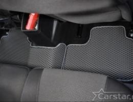 Автомобильные коврики EVA на Lada Niva Travel (2020->)