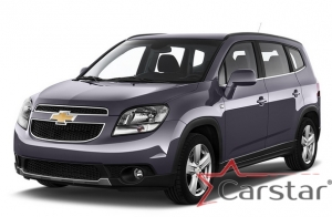 Chevrolet Orlando (2010-2015)