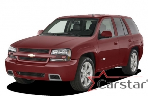Chevrolet TrailBlazer I (2001-2011)