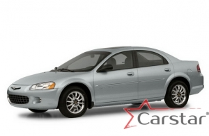 Chrysler Sebring I седан (1994-2000)