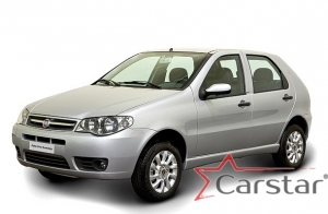 Fiat Palio I 5D (1996-2011)