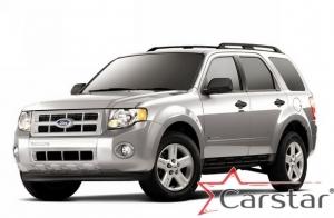 Ford Escape II (2007-2012)