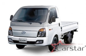 Hyundai Porter III (1996->)