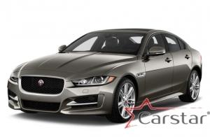 Jaguar XE (2015->)