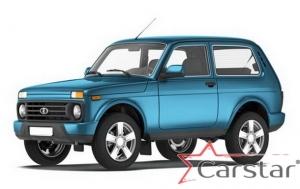 Lada 2121 Niva Urban 3D (2014->)