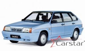 Lada 2108-2109 Samara I (1984-2004)