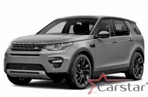 Land Rover Discovery Sport I (2014->)