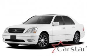 Lexus LS III long (2000-2006)