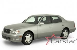 Lexus LS II (1994-2000)