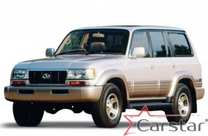 Lexus LX I 450 (1995-1998)