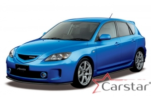 Mazda Axela I пр.руль (2003-2009)