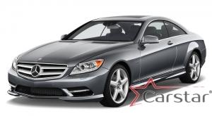 Mercedes-Benz CL-klasse III C216 (2006-2014)