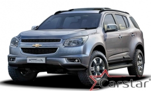 Chevrolet TrailBlazer II (2012-2016)