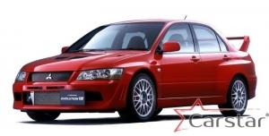 Mitsubishi Lancer Evolution VII (2001-2003)