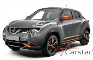 Nissan Juke (2010->)