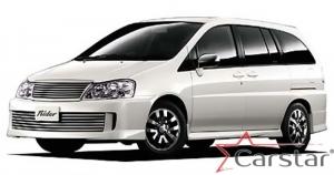 Nissan Liberty I пр.руль (1998-2004)