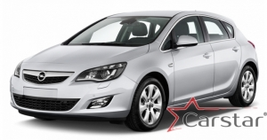 Opel Astra J (2009-2017)