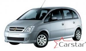Opel Meriva A I (2003-2010)