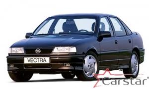 Opel Vectra A (1988-1995)
