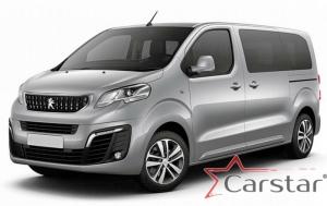 Peugeot Traveller I Long (2016->)