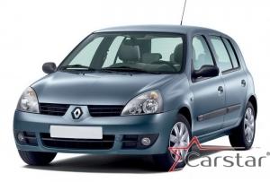 Renault Clio II (1998-2005)