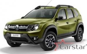 Renault Duster I рестайл (2015->)