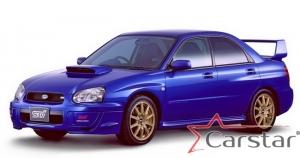 Subaru Impreza II пр.руль (2000-2007)