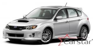 Subaru Impreza III пр.руль (2007-2011)