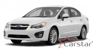 Subaru Impreza IV (2012-2016)