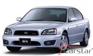 Subaru Legacy III пр.руль (1998-2003)