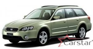 Subaru Outback III (2003-2009)