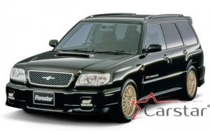 Subaru Forester I пр.руль (1997-2002)