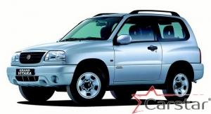 Suzuki Grand Vitara II 3D (1997-2005)