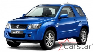 Suzuki Grand Vitara III 3D (2005-2017)