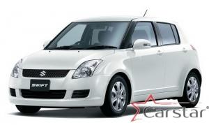 Suzuki Swift IV пр.руль (2004-2011)