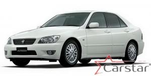 Toyota Altezza пр.руль (1998-2005)
