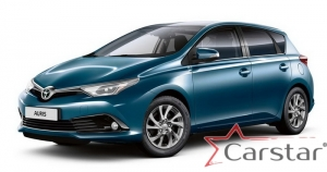 Toyota Auris II (2012->)