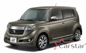 Toyota bB II пр.руль (2005-2016)